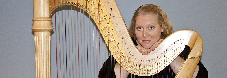 Welcome to Harp By Rachel - Professional Harp Services by Rachel Mazzucco